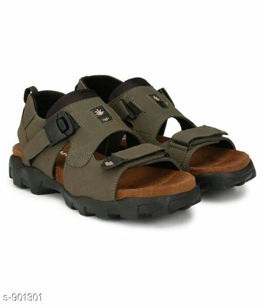 Men's Trendy Stylish PVC Sandals