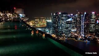 HOTEL MARINA BAY SANDS, ICONO DE SINGAPUR