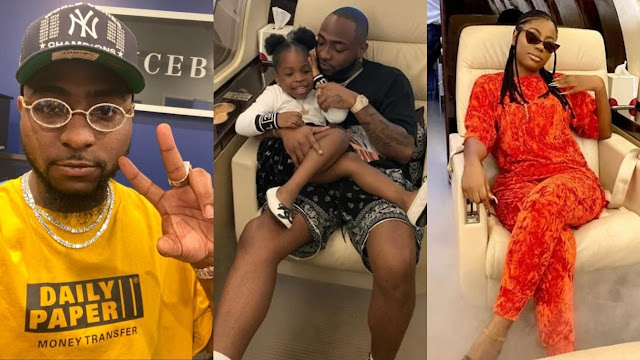 Davido finally speaks on why he travelled with Sophia Momodu to Ghana