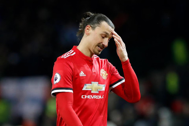 OLD TRAFFORD chiefs fear Zlatan Ibrahimovic may never be the same player following his horror knee KO.