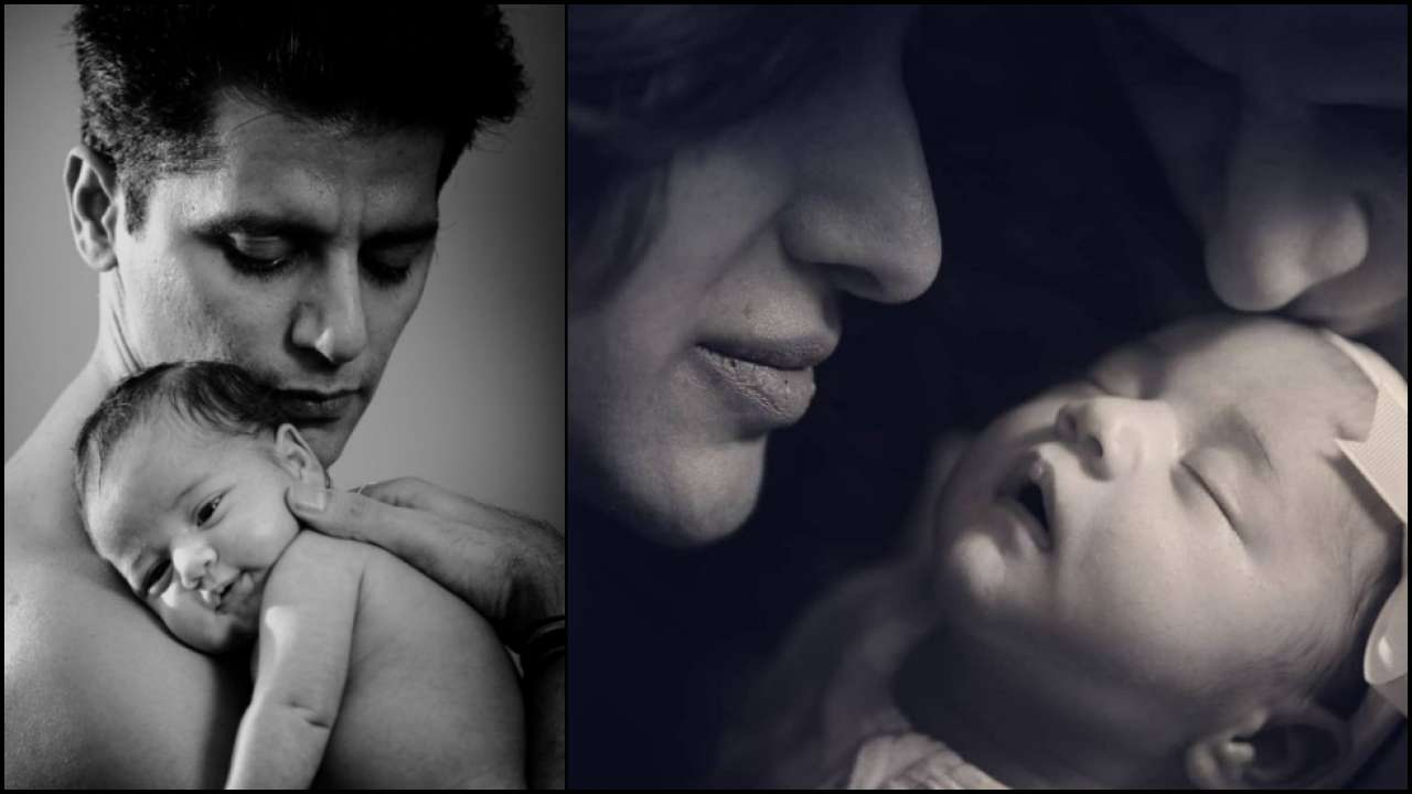 Actors Gossips: Karanvir Bohra-Teejay Sidhu share first photos of a newborn girl, reveal the name