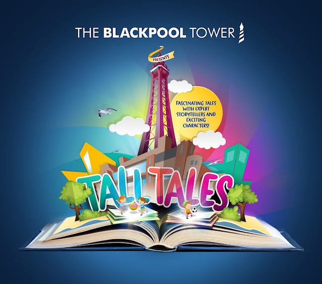 Blackpool Tower Tall Tales