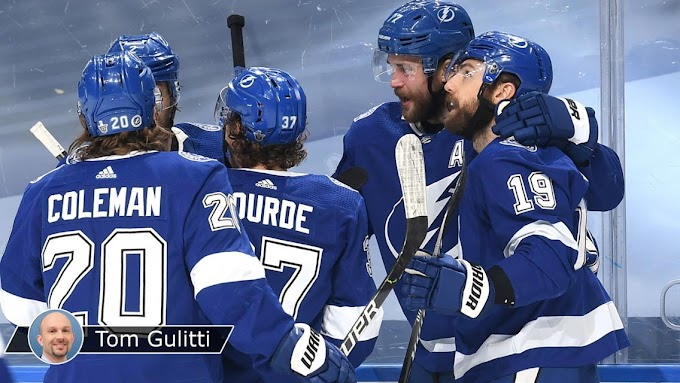 Lightning turn focus to next chance, not missed opportunity in Game 5