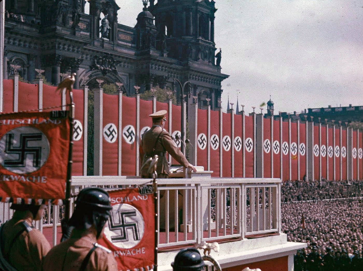 Nazis In Berlin