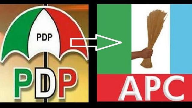 Over 30,000 PDP members defect to APC in Zamfara