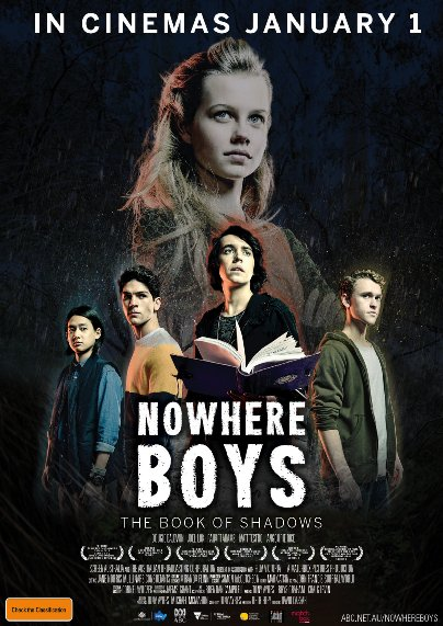 Nonton Film Online Nowhere Boys The Book Of Shadows (2016)
