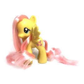 My Little Pony Promo Pack Fluttershy Brushable Pony