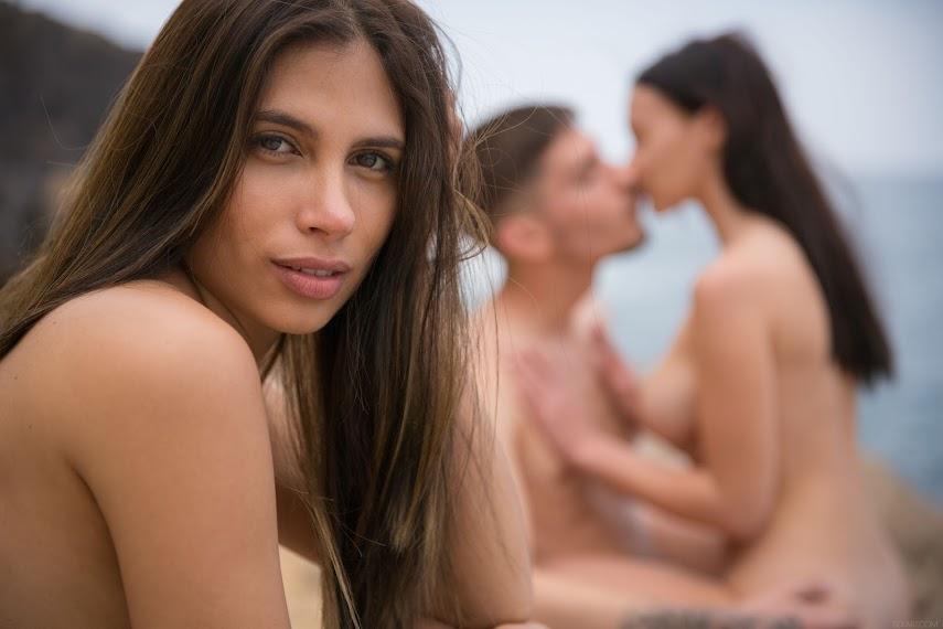 [Sex-Art] Baby Nicols, Chris Torres, Mina Moreno - Two On One - idols