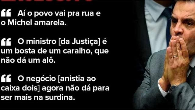 Aécio Neves, Josley