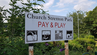 Church Stretton Park