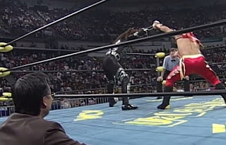 WCW Uncensored 1997 - Psicosis vs. Ultimo Dragon