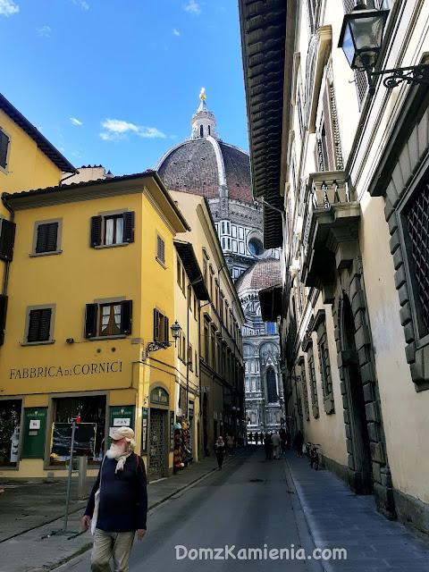 Firenze - Cupola, Dom z Kamienia blog