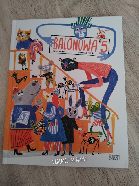 Balonowa 5 🎈