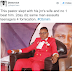 Commiting adultery: Ghanaian pastor who flogged two youths in church for engaging in pre-marital sex #LOL...!!!