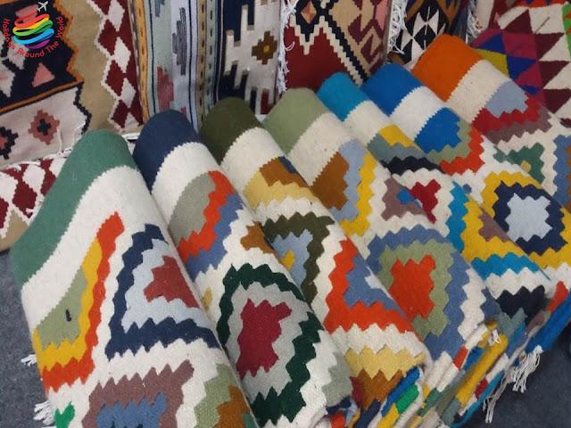 Egyptian Carpet - Egyptian Handicrafts