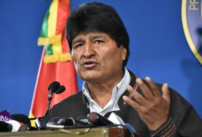 Bolivia's Morales leaves in the wake of losing the support of security powers