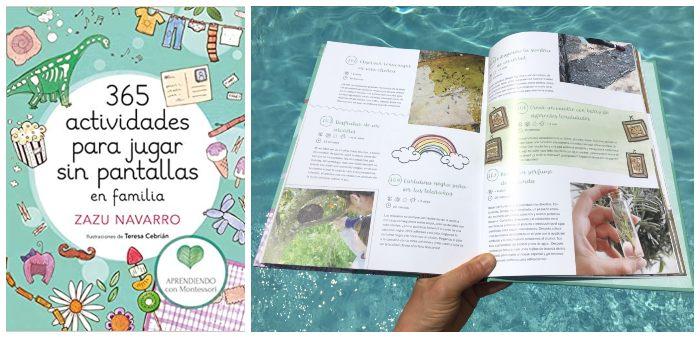 libro actividades 365 actividades para jugar sin pantallas en familia