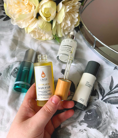 Danielle Levy, Top 4 serums for Autumn, L'Aves, Dermalogica, Ark Skincare, beauty blogger, Wirral blogger, Liverpool blogger,