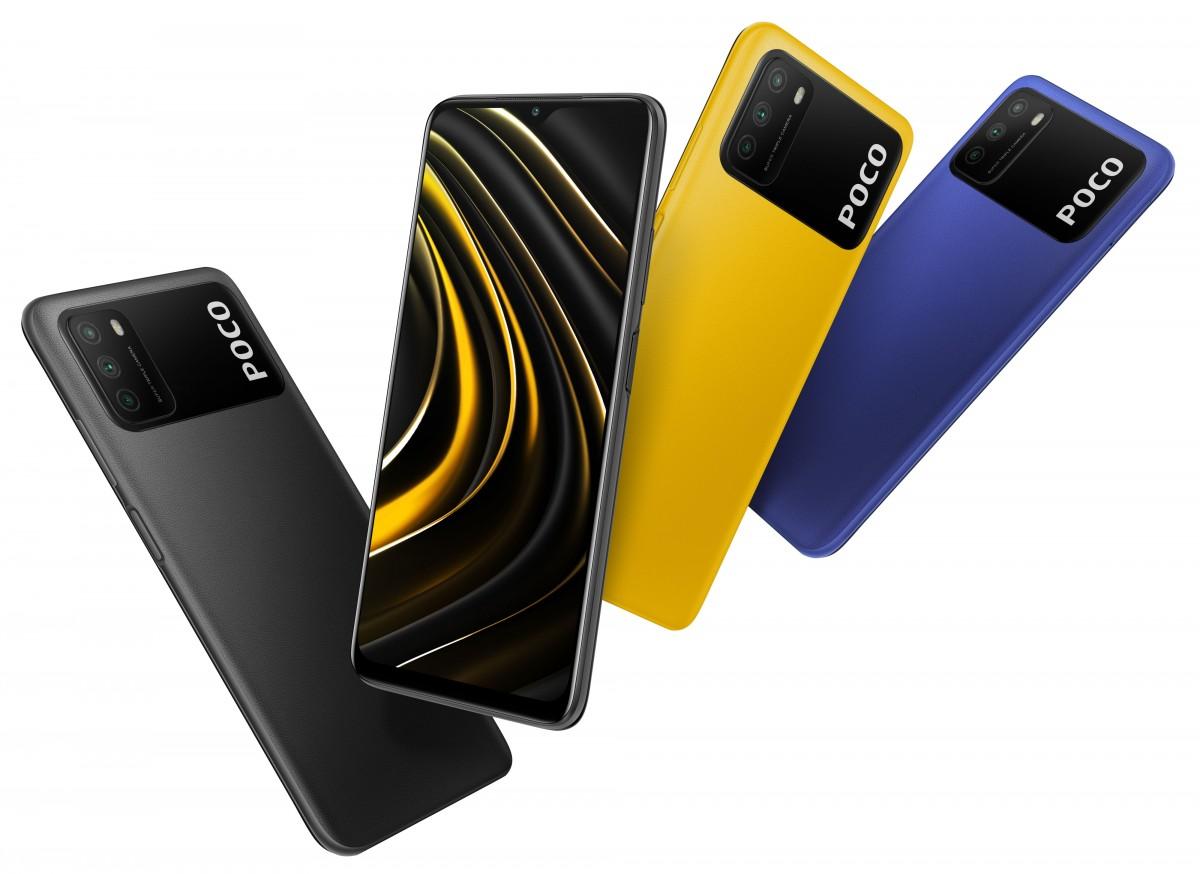 سعر و مواصفات Xiaomi Poco M3 | افضل هاتف فى الفئة الاقتصادية