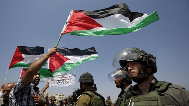 Israel Serahkan Sebidang Tanah di Tepi Barat ke Palestina