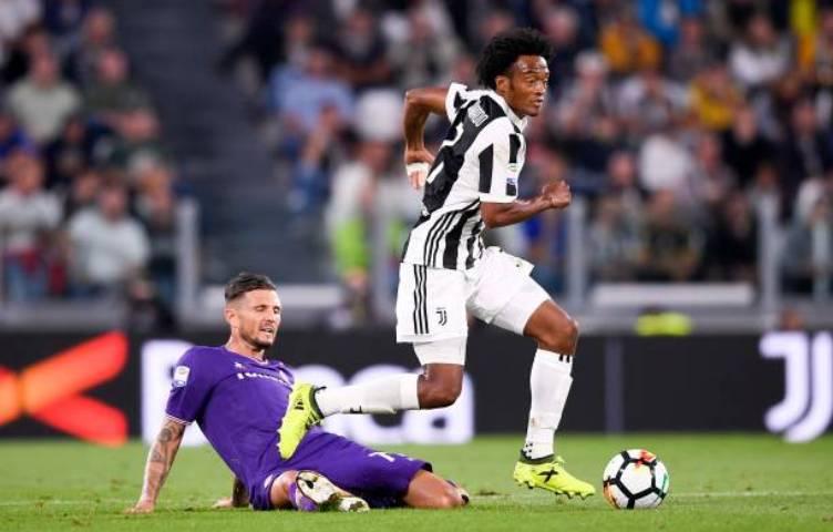 """Cuadrado: """"Sretan sam zbog ostanka u Juventusu"""""""