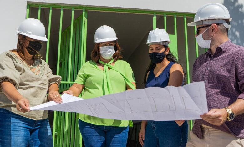 Suzana Ramos visita obras em escolas de Juazeiro e reafirma compromisso com a Educação no município - Portal Spy Noticias Juazeiro Petrolina