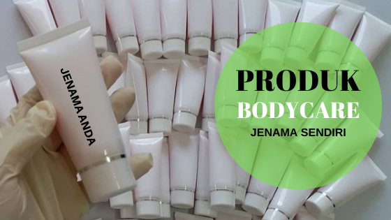 Produk Kecantikan Jenama Sendiri di Makmal Kosmetik Norcy Beauty Lab Sdn Bhd