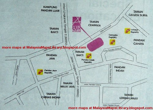 Malaysia Maps Library: June 2011