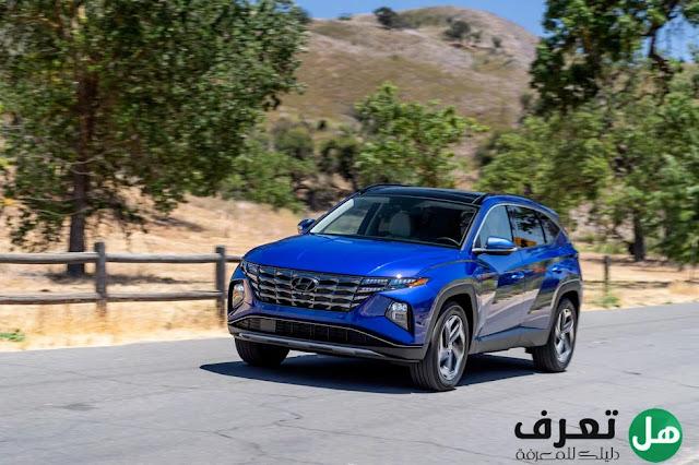 السيارة الجديدة من هيونداي Hyundai Tucson 2.5L 2022 السعر و المواصفات