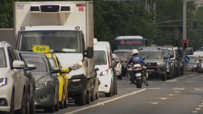 A budapesti autósok többsége nagyon haragszik Kamu Geriékre