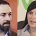 Santiago Abascal y Macarena Olona confirman su positivo por coronavirus