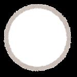 白玉のイラスト(一つ)