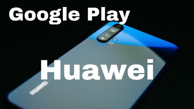 كيفية تثبيت متجر جوجل بلاي على هاتف Huawei P40 Pro