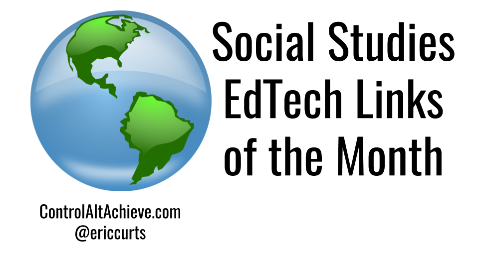 Control Alt Achieve: Social Studies Links