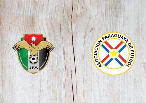 Jordan vs Paraguay -Highlights 10 September 2019