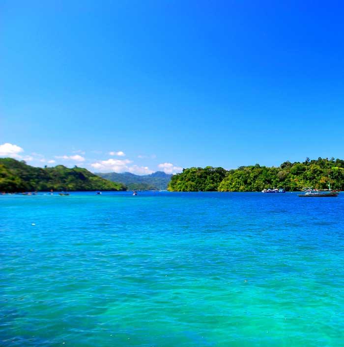Fasilitas Pantai Sendangbiru