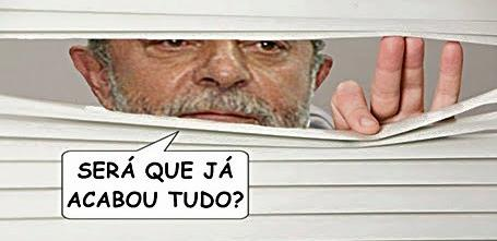 Lula é alérgico a laranja