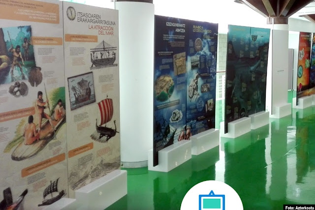 Exposición Azterkosta