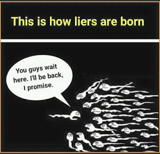 This is how liers are born.. #jokes