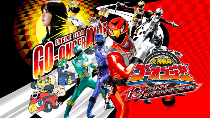 Engine Sentai Go-Onger: 10 Years Grand Prix Subtitle Indonesia