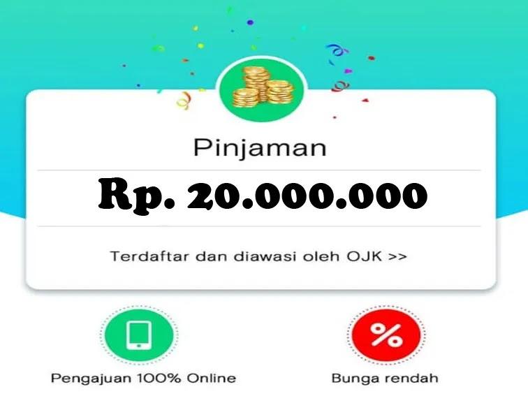 Rupiah Cepat APK Pinjaman Uang Tunai Online Limit 20 Juta ...