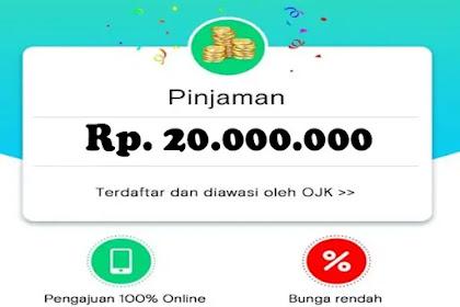 Rupiah Cepat APK Pinjaman Uang Tunai Online Limit 20 Juta Bunga Rendah