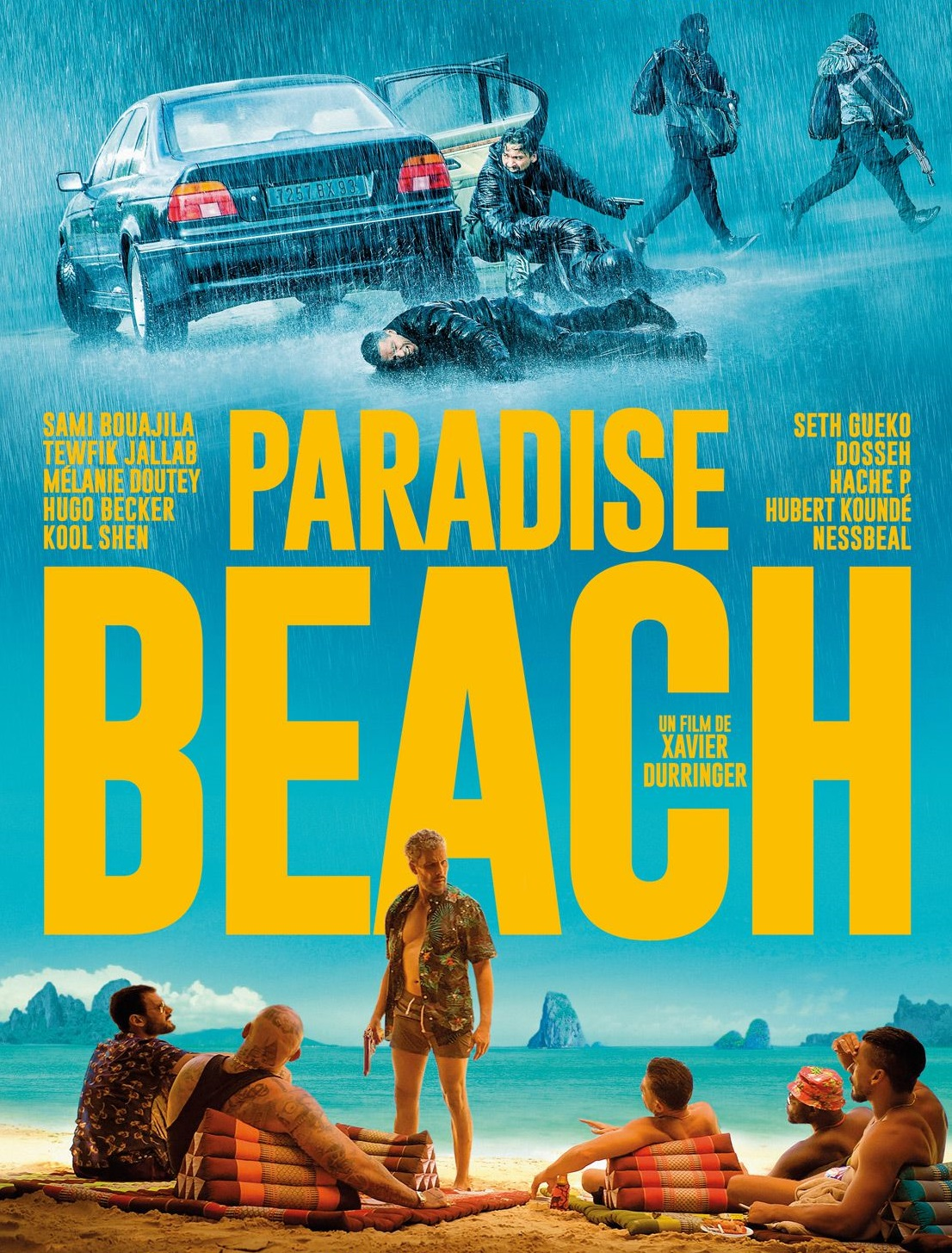 Paradise Beach [2019] [CUSTOM HD] [DVDR] [NTSC] [Latino]