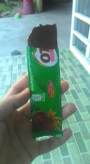 Coklat Milo Iron