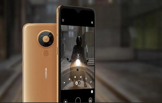 تسريبات جديدة لمواصفات نوكيا Nokia 5.4 قبل الإعلان الرسمي