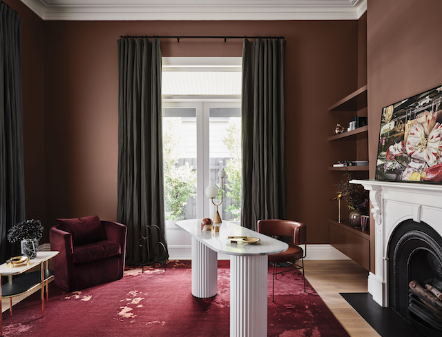 Dulux Winter 2020   Decadent Tones and Luxe Detailing