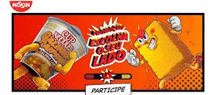 Promoção Cup Noodles e Miojo 2020