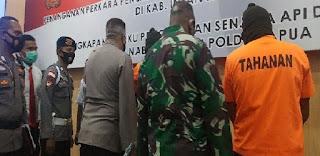 Berikut 9 Fakta Jual-Beli Senjata Api untuk OPM, Dikirim dari Jakarta dengan Dokumen Resmi, Harga Rp350 Juta per Pucuk