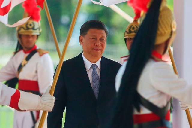 Xi Jinping's China No Different from Hitler's Germany