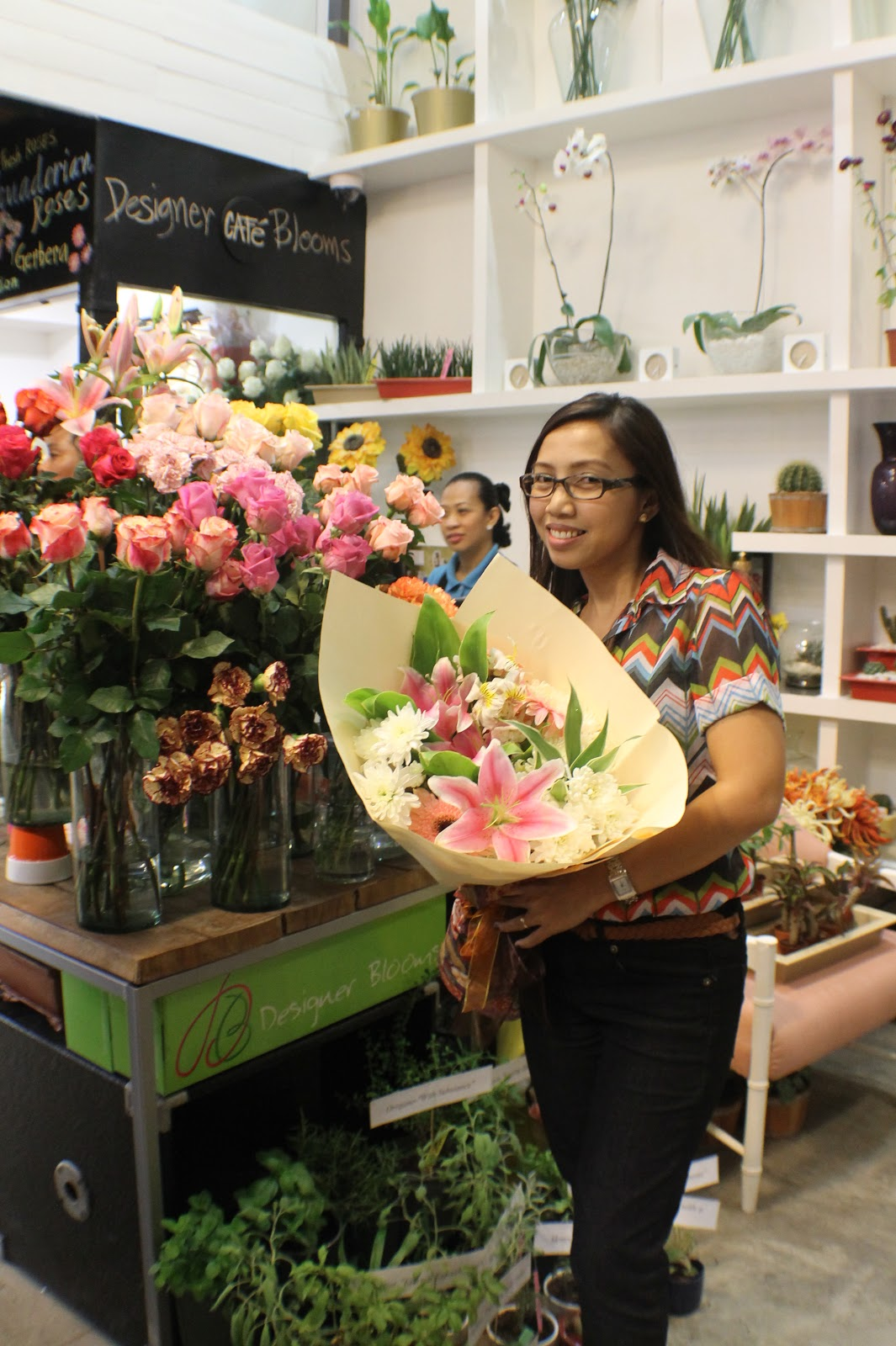Gastronomy By Joy Designer Blooms Cafe First Fresh